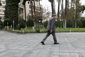 Tehran Mayor Pirouz Hanachi is seen on the sidelines of the session of Iran's cabinet ministers, Tehran, Iran, October 23, 2019.