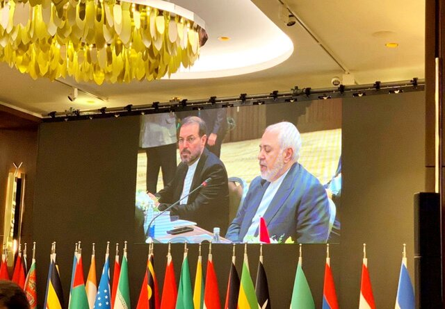 Aim of HOPE initiative to promote dialogue, mutual respect, equality: Zarif