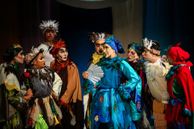 Performances of 26th Intl. Children, Youth Theater Festival