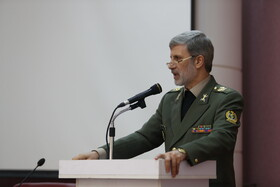 Crimes not to remain unanswered: Iranian Defense Minister