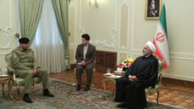 Iran welcomes neighbours' efforts to resolve regional issues: President Rouhani