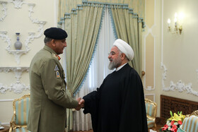Iranian President's meetings with foreign officials