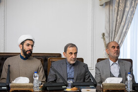The meeting of Iran's Supreme Council of Cultural Revolution, Tehran, Iran, November 19, 2019.