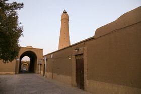 According to historians, the village of Fahraj, in which the nearly 1,400-year-old Jameh Mosque is located, was built 5,000 years ago.
