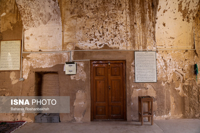 Historic mosque of Yazd City