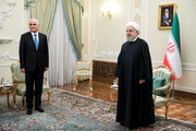 Iran seriously follows joint projects on oil exploration, extraction: President Rouhani