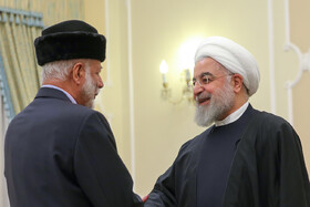 Iranian President meets with Oman's FM