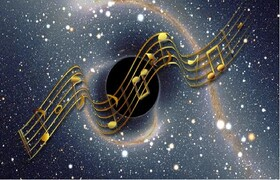 When musical instruments tuned into genre of astronomy