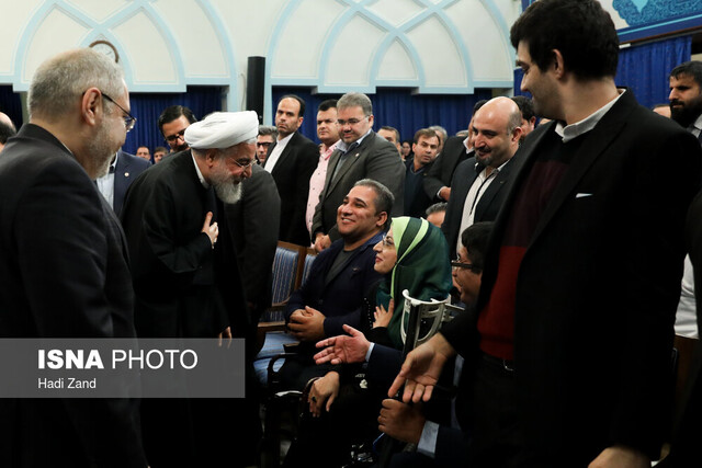 Intl. Day of Persons with Disabilities marked in Iran