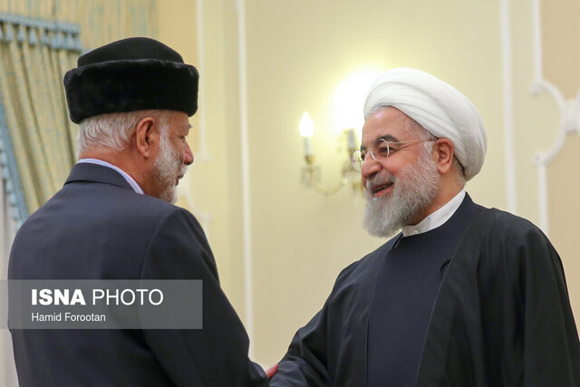 Europe, US not willing to end war in Yemen, seeking to sell their weapons: President Rouhani