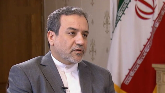Iran isn't interested in direct talks with US yet: Deputy FM Araghchi