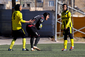The football match between Shahrdari Sirjan FC and Zob Ahan Isfahan FC, Sirjan, Kerman, Iran, November 27, 2019.