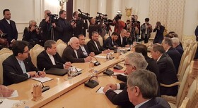 Iran, Russia FMs hold talks in Moscow