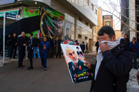 Atmosphere of General Soleimani's house in Kerman