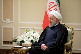 President Rouhani condoles Turkish citizens' loss in recent quake