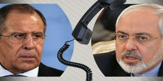 Iranian, Russian FMs hold second phone conversation on Karabakh