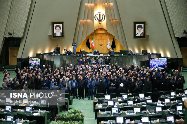 Iran's Parliament adopts triple-urgency motion in response to US' terrorist act