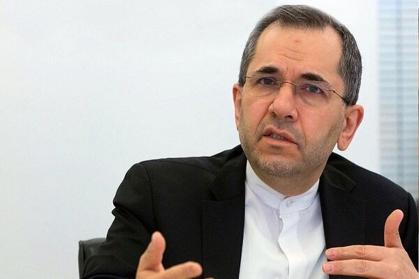 US should end occupation of Syria under mask of combatting terrorism: Iran's envoy to UN
