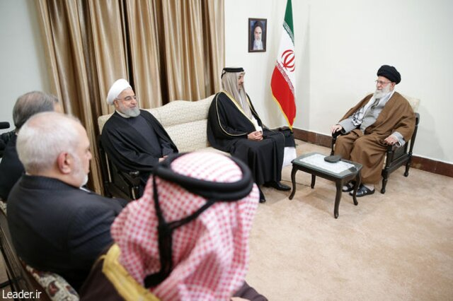 Region's turbulent situation due to corruptive presence of US, its cohorts: Supreme Leader