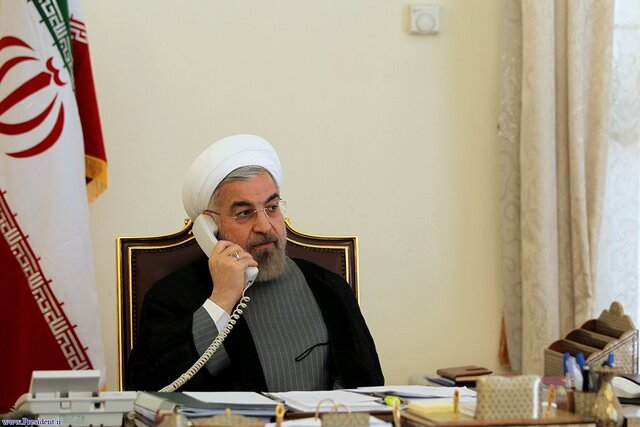 """President Rouhani: """"We must all condemn US crime, killing in region"""""""