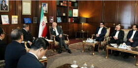 Philippine President's Special Envoy meets Zarif