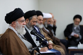 Iran's Leader meets with Hajj officials
