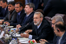 The 2nd High Joint Commission on Parliamentary Cooperation between Iran's Parliament and the State Duma of the Russian Federation, Tehran, Iran, January 27, 2020.