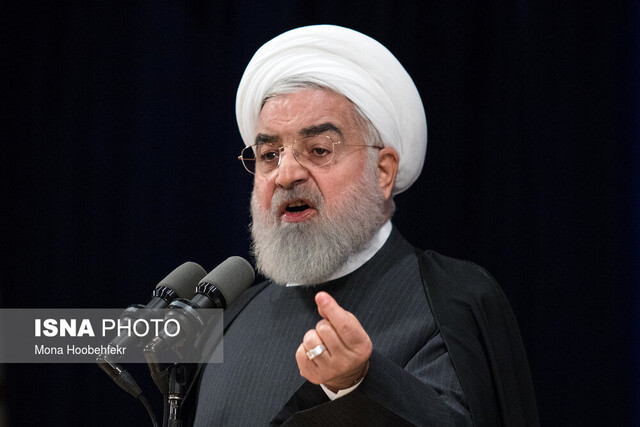 JCPOA's assassination by enemies due to Iran's aim for economic growth: President Rouhani