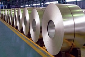 Iran's steel production surpasses 30 million tons