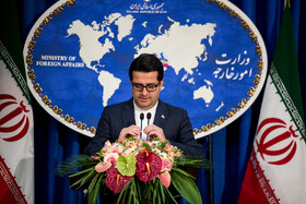 Entire world hears American people's voice of oppression: Iran