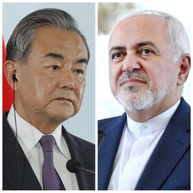 Top Iranian, Chinese diplomats discuss coronavirus fight