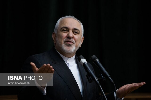 US shouldn't take advantage of crisis in China: Zarif
