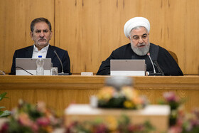 Sanctions America's terrorist act against great Iranian nation: President Rouhani