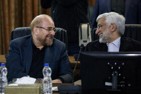 On the sidelines of the session of Iran's Expediency Discernment Council, Tehran, Iran, February 5, 2020.