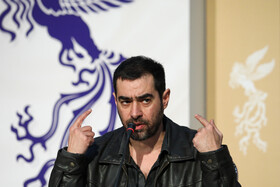 "Actor Shahab Hosseini is present in the press conference of ""Shin"" on the eighth day of the 38th Fajr Film Festival, Tehran, Iran, February 8, 2020."