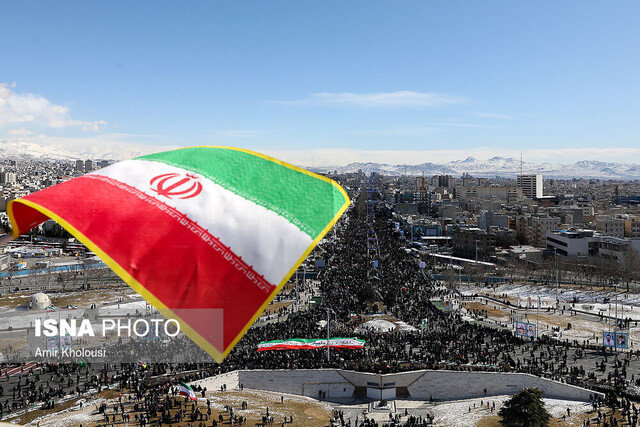 Iran marks 41st anniversary of Islamic Revolution