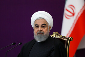 White House is to blame for people's problems: Iran's President