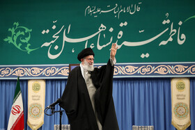 Iran's Leader meets with eulogists