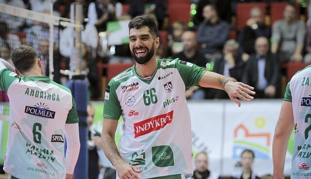 Seyed Mohammad Mousavi selected for PlusLiga's phenomena team