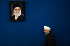 Iranian President attends press conference