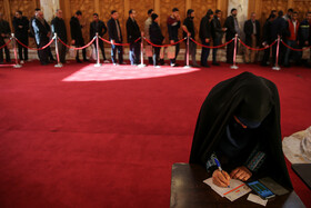 Iranians start voting in parliamentary elections
