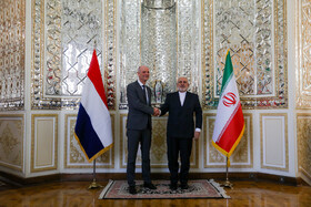 Iran, Netherlands FMs hold 1st round of talks