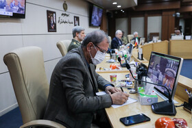 Session of 'National Headquarters for Fighting Coronavirus' held in Tehran