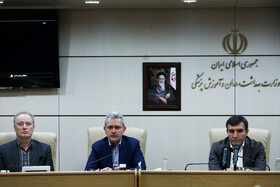 WHO representatives, Iranian officials meet in Tehran