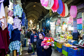 Tehran Grand Bazaar is seen amid fears over the new coronavirus, Tehran, Iran, March 11, 2020. Children are also disinfected by the coronavirus, but its rate is lower among them in comparison with adults.