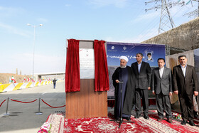 Phases 2, 3 of Hemmat-Karaj Freeway inaugurated