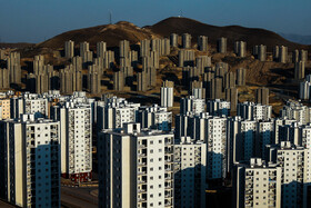 Pardis city is seen in the photo, Tehran, Iran, September 1, 2019. Pardis City, located in Tehran, has got a better infrastructure in comparison with other cities of Mehr Housing Project.