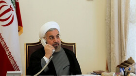 EU, Spain must do their part against illegal US actions: President Rouhani