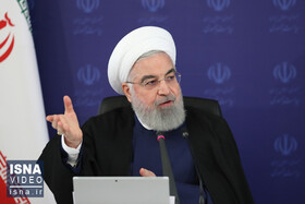 Businesses must be active alongside fighting against coronavirus; there's no 2nd way: Iran's President