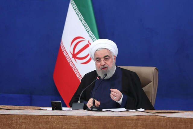 Eid al-Fitr prayers should be held in mosques, open spaces across Iran: President Rouhani